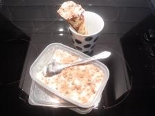 Homemade Ice Cream and Sugar Cones